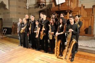 """Concert """"L'Artisanat Furieux"""". Grand Temple. 24/05/2014"""