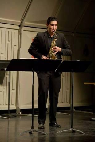 """Semifinales del Concurso Internacional de Saxofón """"Adolphe Sax"""". Dinant (Bélgica). 05/10/2014"""