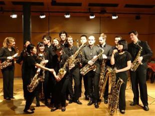 """Concert """"L'Artisanat Furieux"""". Université Lyon 3. 17/03/2013"""