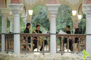 """Concierto Cuarteto de Saxofones """"Ariadna"""". Programa de Jóvenes Músicos de Sevilla. 2009"""