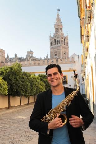 Sevilla. Verano de 2015