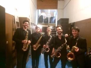 Concert de Noel. Orchestre 3ème cycle du CRD de Bourgeon Jailleu. Villefontaine.