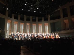 Concierto con la Orquesta Nacional de Lyon. Philharmonie de Paris 3, Cité de la musique. 10/12/2016